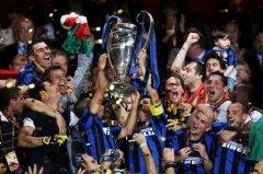 """苏宁集团控股的国际米兰正在想要把""""Internazionale""""变更为""""I"""